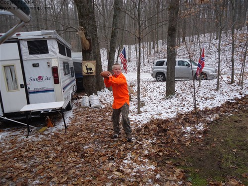 Deer Camp Football