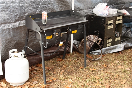 Browning Camp Chef 2 Burner Stove